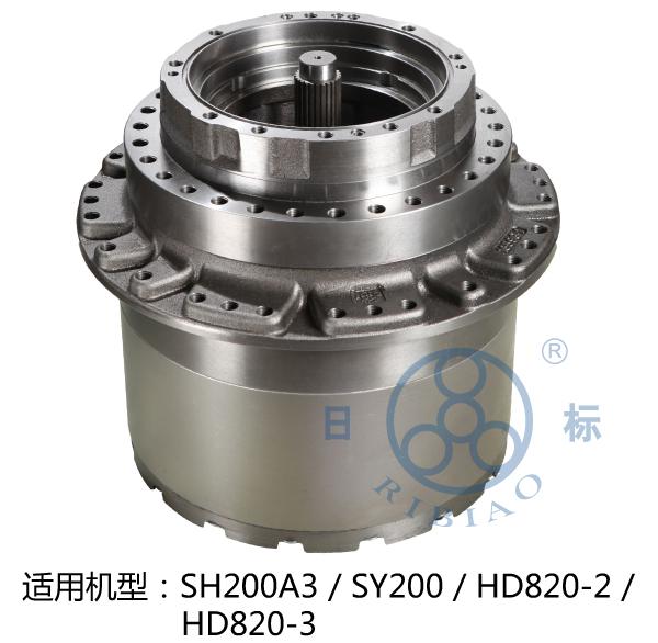 SH200A3/SY200/HD820-2-3